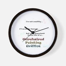 Griffon Life Wall Clock