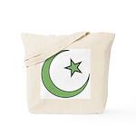 Islamic Symbol Tote Bag