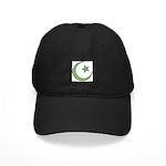 Islamic Symbol Black Cap