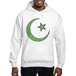 Islamic Symbol Hooded Sweatshirt