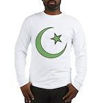 Islamic Symbol Long Sleeve T-Shirt