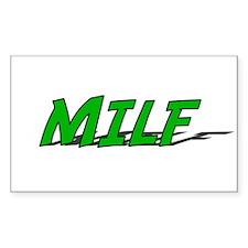 MILF Rectangle Decal