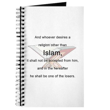 Koran Quote Journal