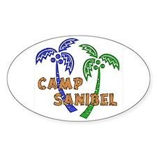 Camp Sanibel Decal