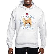 Norwegian Buhund Hoodie
