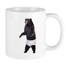 Bear in Underpants Mug