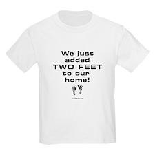 Two Feet... T-Shirt