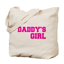 daddy's girl t-shirt Tote Bag