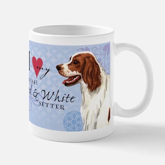 Irish Red & White Setter Mug