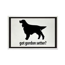 Got Gordon Setter? Rectangle Magnet