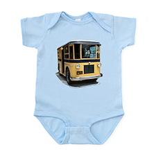 Helaine's Helms Truck Infant Bodysuit