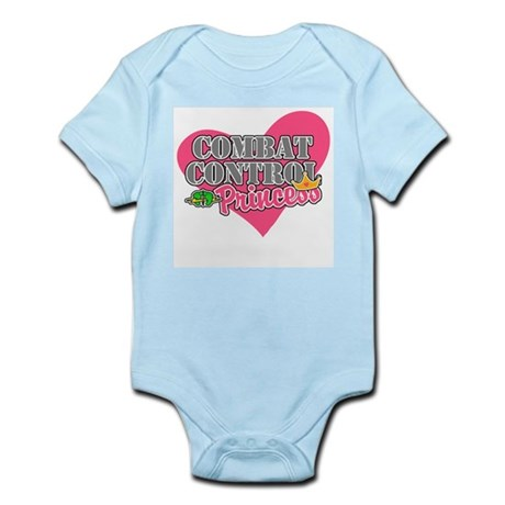 Combat Control Princess Infant Bodysuit