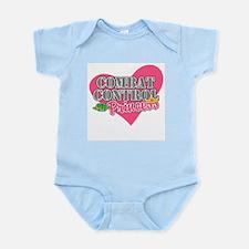 Combat Control Princess Infant Bodysuit