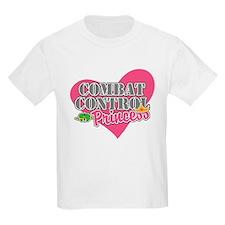 Combat Control Princess T-Shirt
