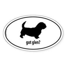 Got Glen? Oval Decal