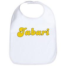Retro Jabari (Gold) Bib