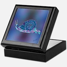 Snail - Keepsake Box