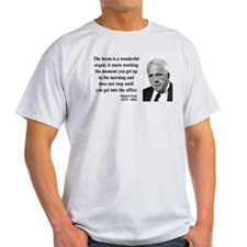 Robert Frost Quote 7 T-Shirt