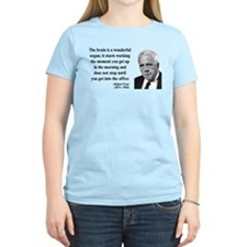 Robert Frost Quote 7 T-Shirt