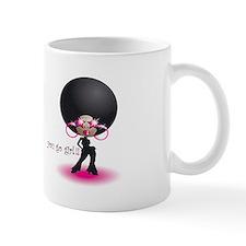 Cute Afro Mug