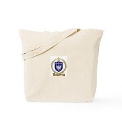BARRETTE Family Crest Tote Bag