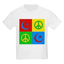 Peace + Islam Kids T-Shirt