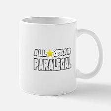 """All Star Paralegal"" Mug"