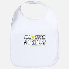 """""""All Star Journalist"""" Bib"""