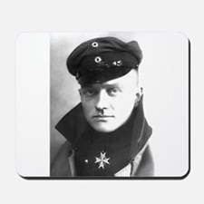 The Red Baron - Manfred von Richthofen Mousepad