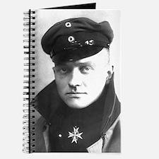 The Red Baron - Manfred von Richthofen Journal