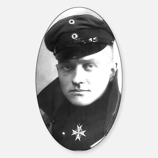 The Red Baron - Manfred von Richthofen Decal