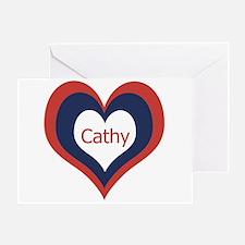 Cathy - Greeting Card