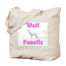 Wolf Fanatic Tote Bag