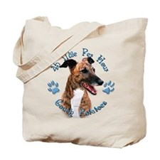 Brindle Couch Tote Bag