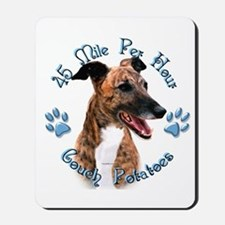 Brindle Couch Mousepad