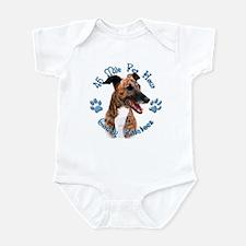 Brindle Couch Infant Bodysuit