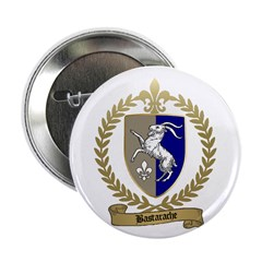 BASTARACHE Family Crest Button