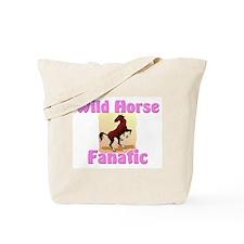 Wild Horse Fanatic Tote Bag