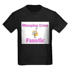 Whooping Crane Fanatic T