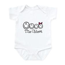 The Oldest of 4 Infant Bodysuit