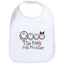 Not the Baby of 4 Bib