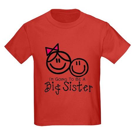 Going to Be (Sis) Kids Dark T-Shirt