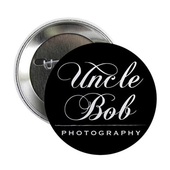 """Uncle Bob Photography 2.25"""" Button (10 pack)"""