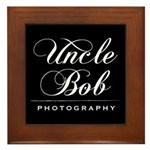 Uncle Bob Photography Framed Tile