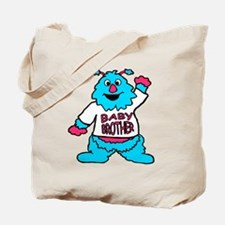 Baby Brother - Monster Tote Bag