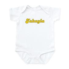 Retro Jakayla (Gold) Infant Bodysuit