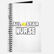"""All Star Nurse"" Journal"