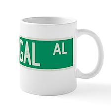 Macdougal Alley in NY Mug