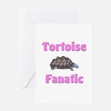 Tortoise Fanatic Greeting Cards (Pk of 10)