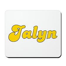 Retro Jalyn (Gold) Mousepad